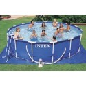 Intex Metal Frame Pool rond 549 x 122 cm zwembad