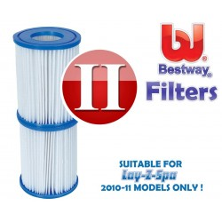 Bestway zwembadpomp filter type 2 cardridge