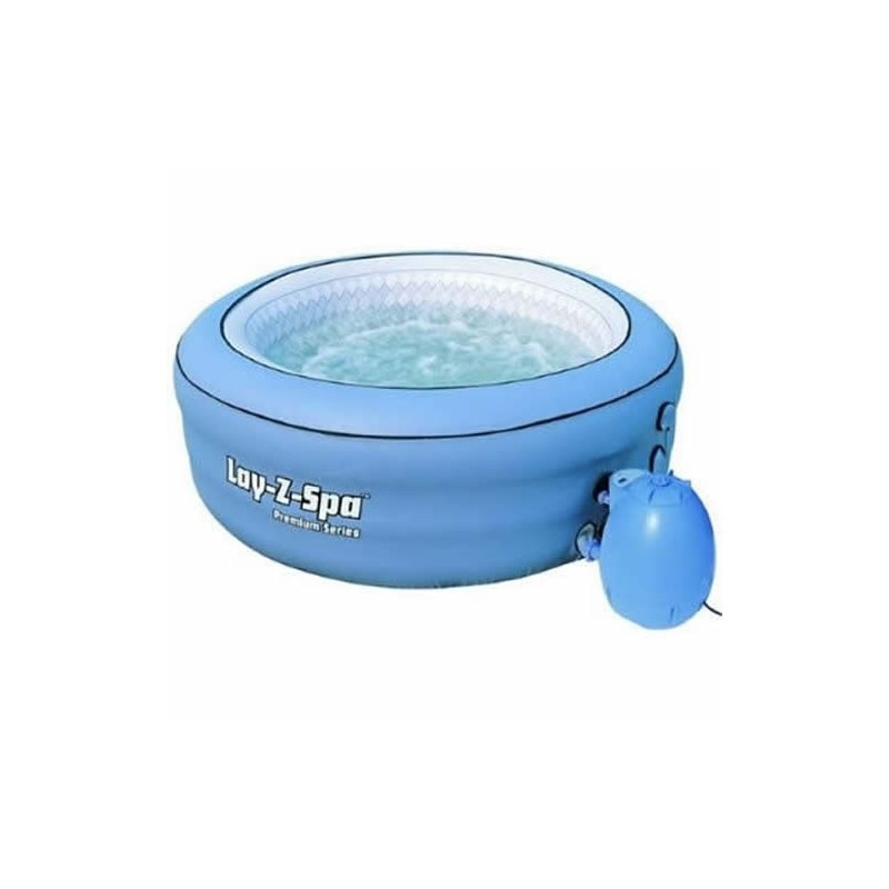 Whirlpool Bad Goedkoop ~ Spa Whirlpool Jacuzzi > Whirlpool 4 pers LAY Z SPA rond Jacuzzi