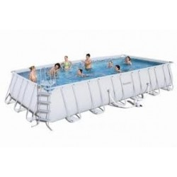 Bestway Frame Pool 671x396x132 cm rectangle zwembad