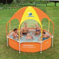 Bestway Frame Pool 244 X 51 cm Splash in Shade